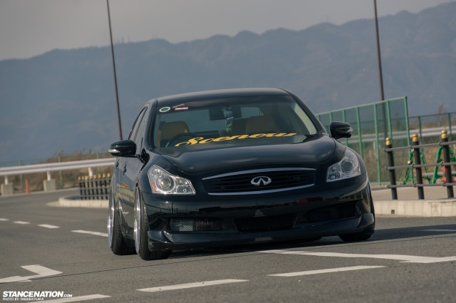 Slammed & Stanced Cars From Japan (11)