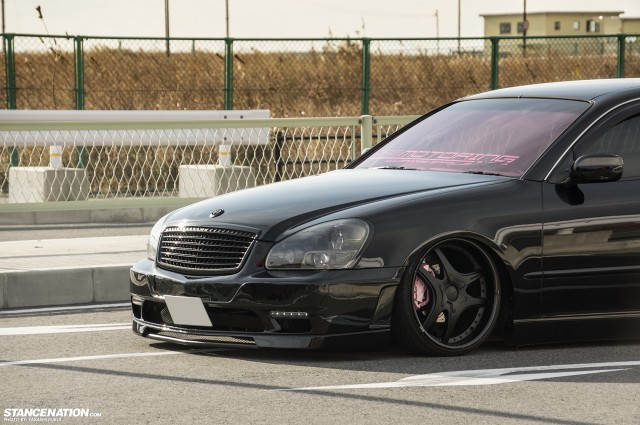 Slammed & Stanced Cars From Japan (9)