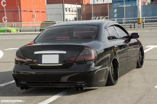Slammed & Stanced Cars From Japan (8)