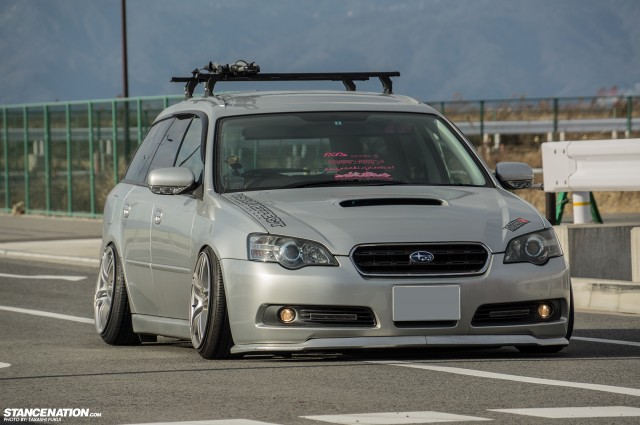 Slammed & Stanced Cars From Japan (7)