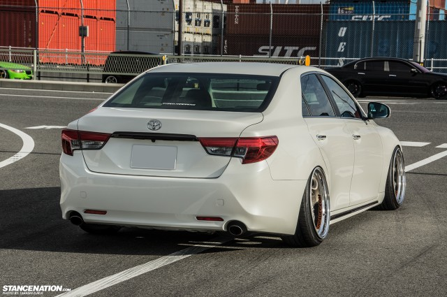 Slammed & Stanced Cars From Japan (6)