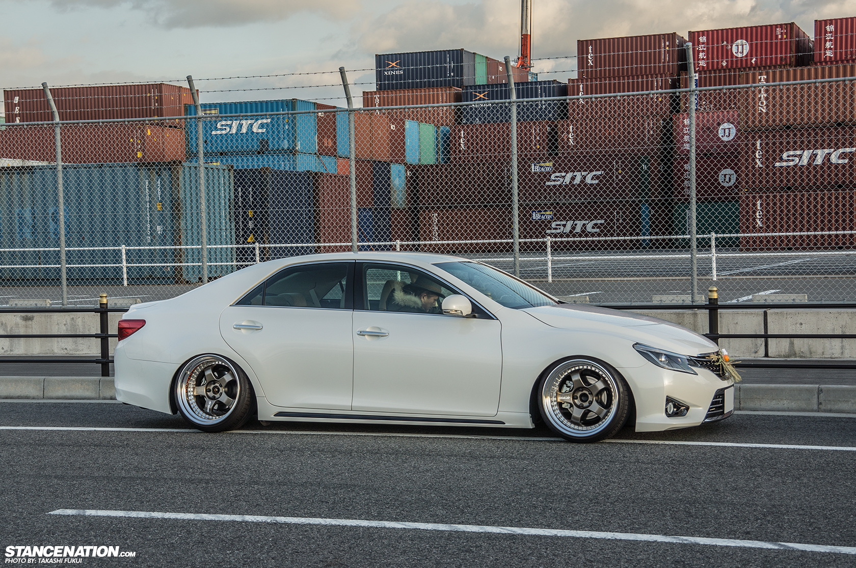 Vwvortex Com Bagged Stanced Toyota Mark X