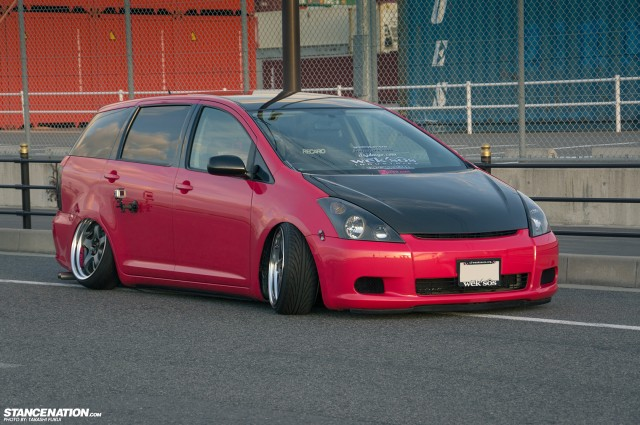 Slammed & Stanced Cars From Japan (3)