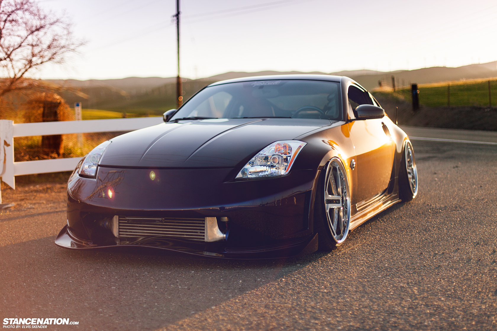 stanced nissan 350z wallpaper - photo #26