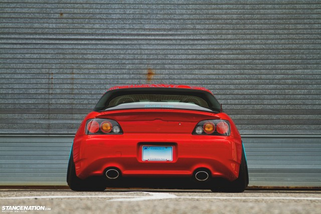 Flush Aggressive Fitment Honda S2000 (11)