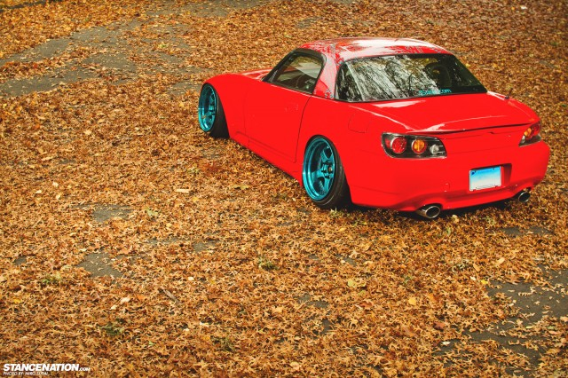 Flush Aggressive Fitment Honda S2000 (2)