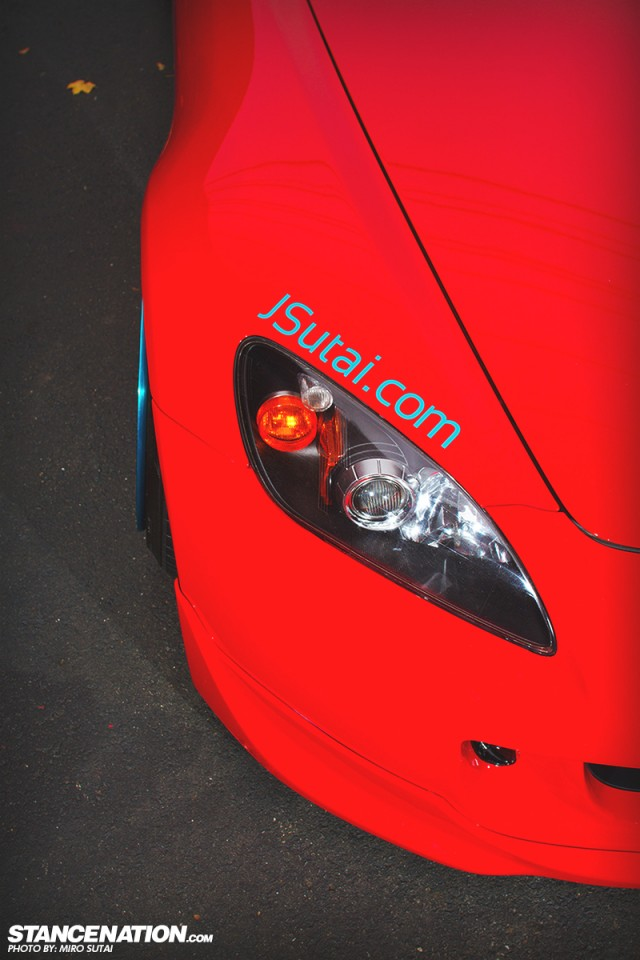 Flush Aggressive Fitment Honda S2000 (10)