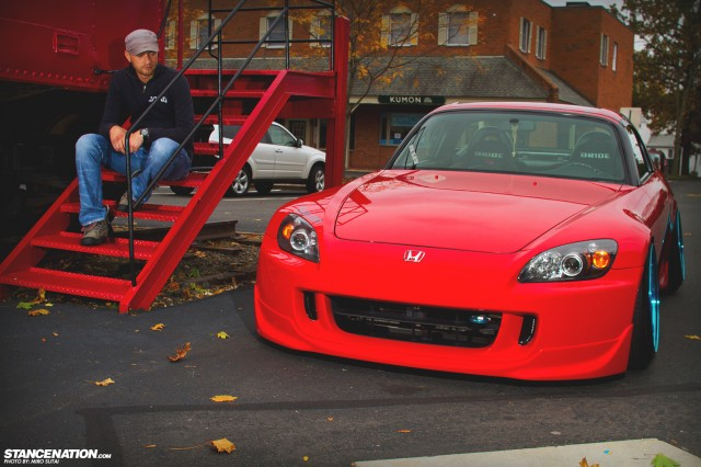 Flush Aggressive Fitment Honda S2000 (9)