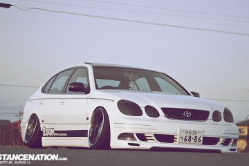 VIP Style Toyota Aristo Japan (14)