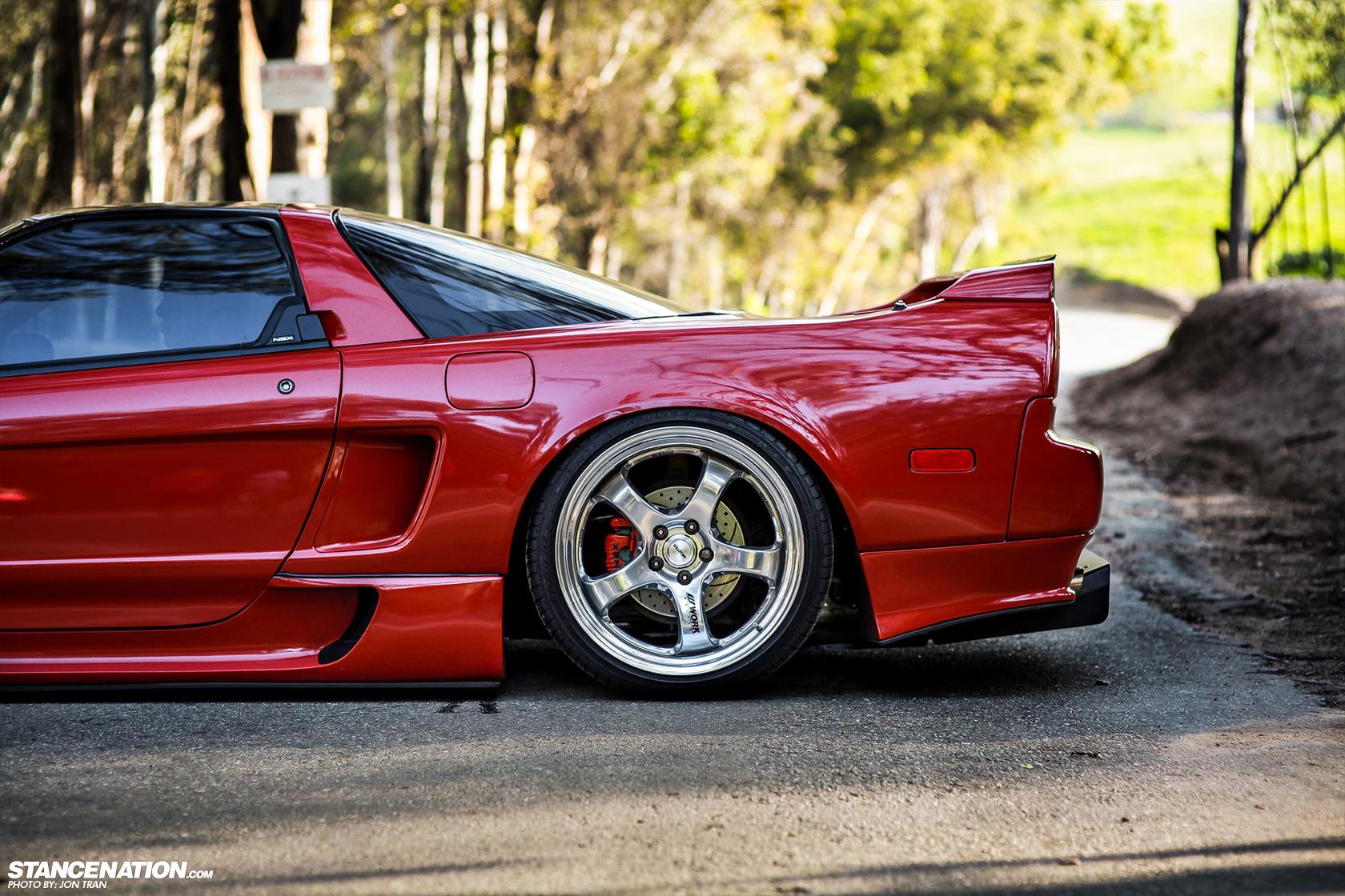 California Grown v2 // Kien's Incredible Acura NSX. | StanceNation™ // Form > Function
