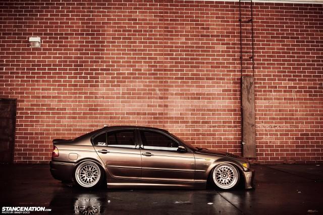 Wide Flush Fitment BMW 3 Series (17)