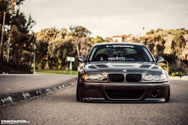Wide Flush Fitment BMW 3 Series (8)