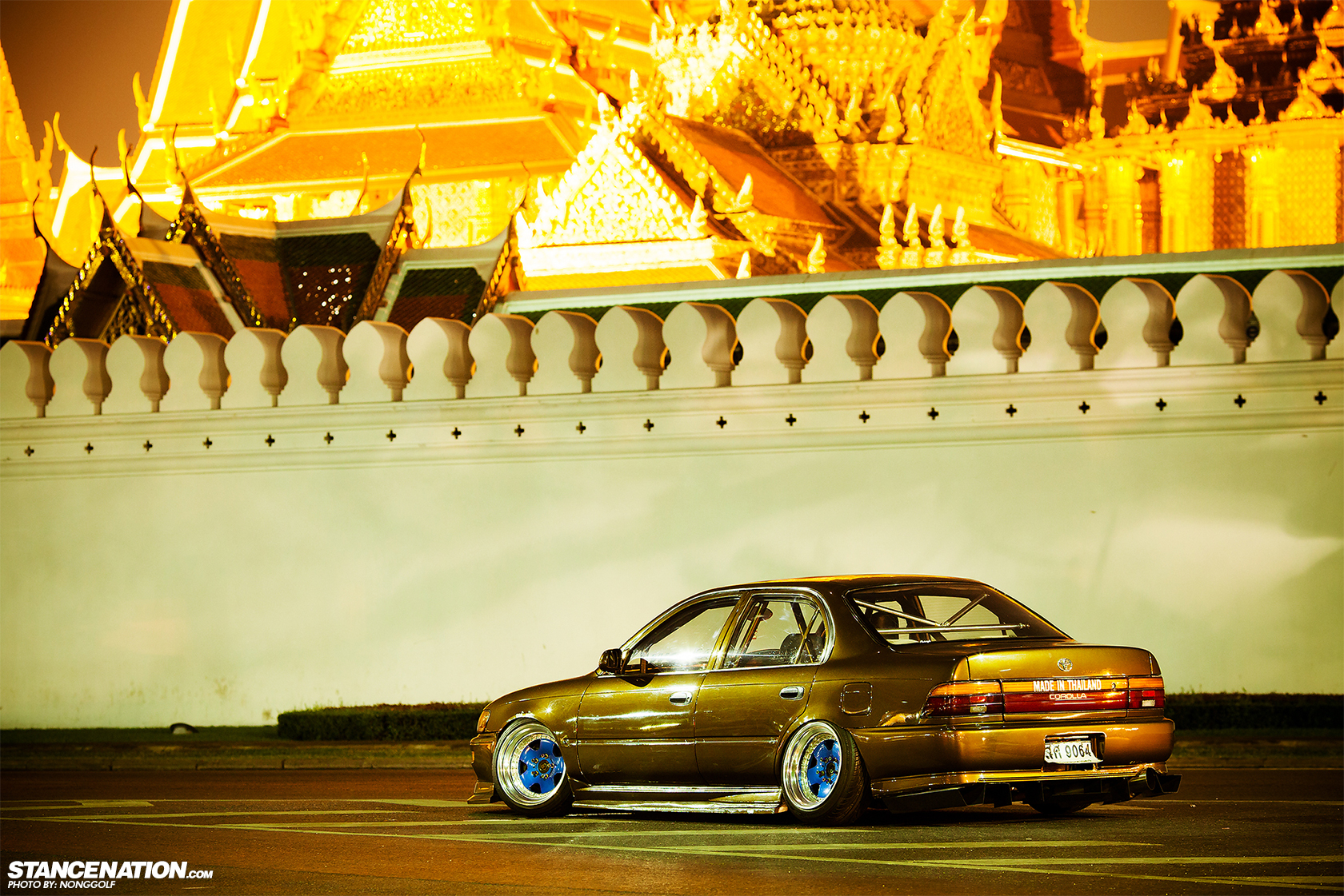 A Family Affair Radical Corolla From Thailand