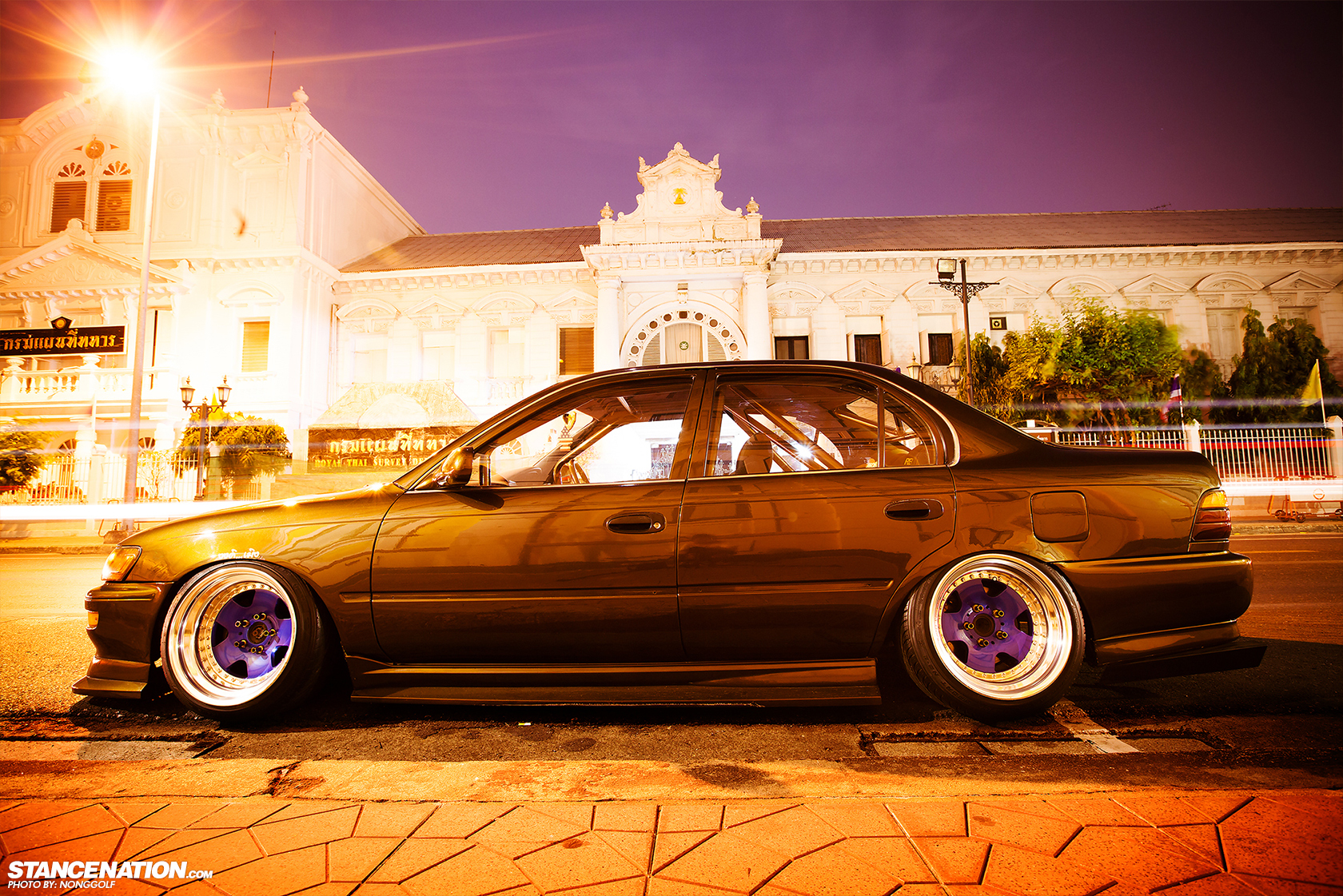 A Family Affair // Radical Corolla from Thailand