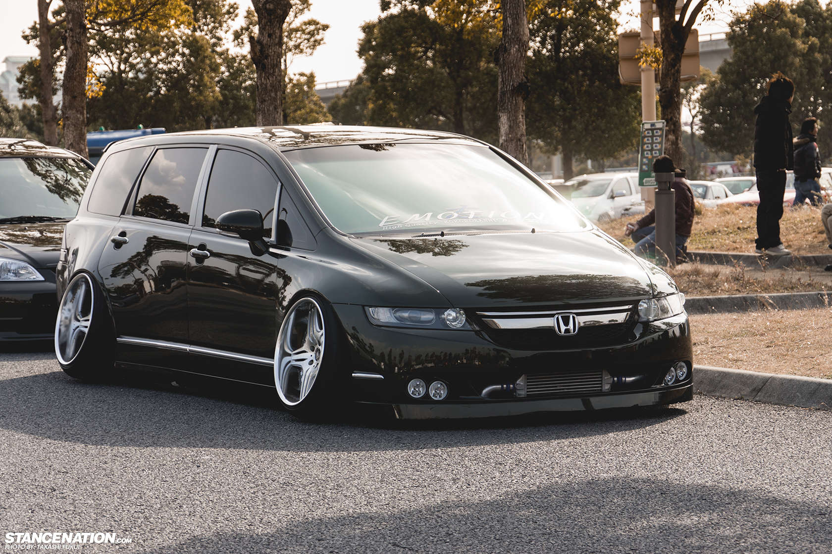 VIP Wide Honda Odyssey RB1 RB2 12