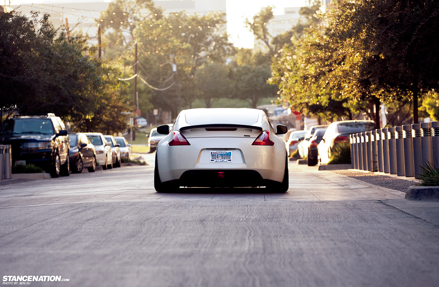 Stanced U0026 Fitted Nissan 370Z ...