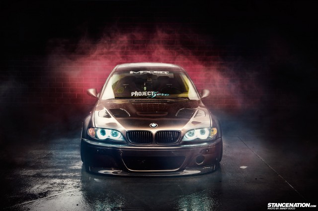 Wide Flush Fitment BMW 3 Series (15)
