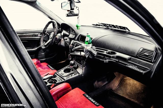 Wide Flush Fitment BMW 3 Series (14)