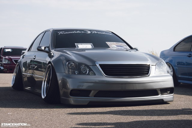 Widebody Custom VIP Toyota Crown (9)