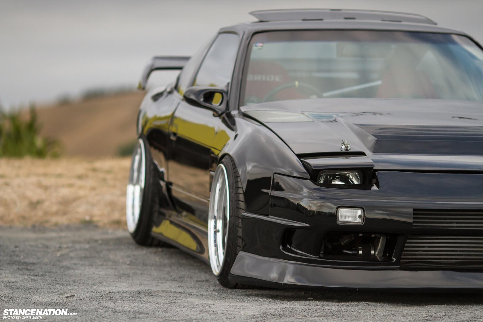 Drfit Stance Nissan 180 (8)