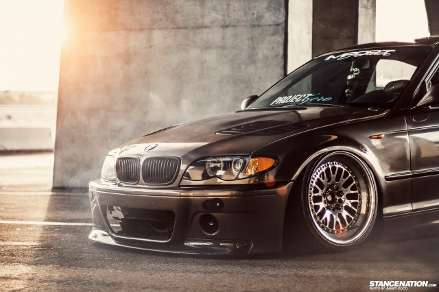 Wide Flush Fitment BMW 3 Series (11)