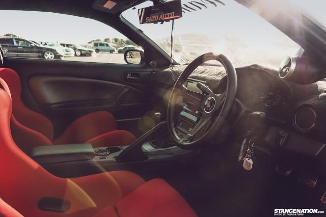 Stanced Silvia Nissan S15 (12)