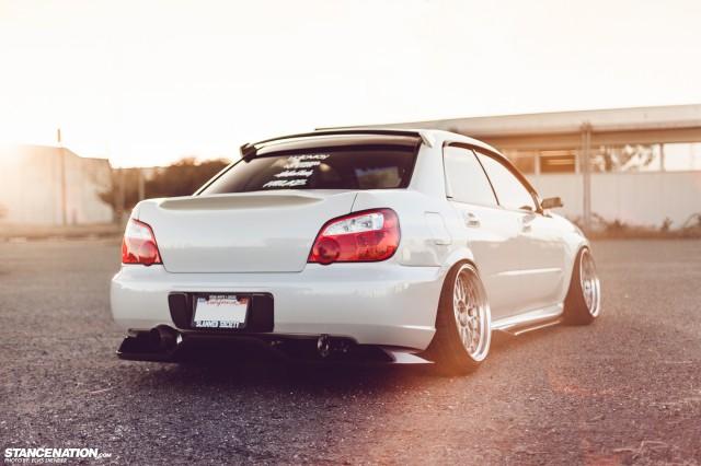 Slammed Flush Subaru STI (13)
