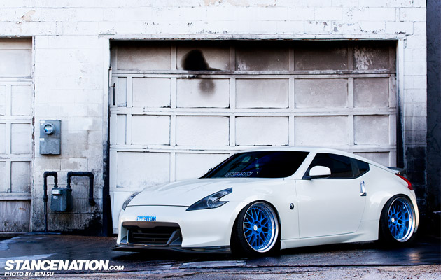 Team Emotion Kevinu0027s Texas Style Nissan 370Z | StanceNation™ // Form U003e  Function