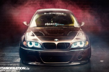Wide Flush Fitment BMW 3 Series (1)