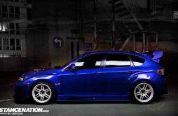 Wide Function Subaru STI China (1)