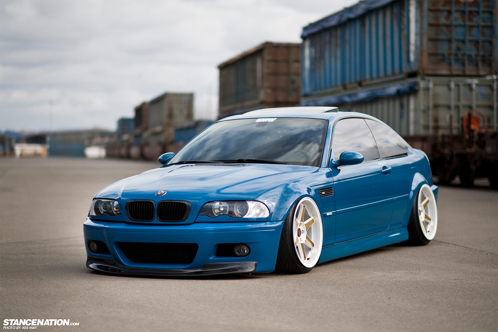 Laguna Seca Beauty Amir S Low Bmw M3 Stancenation