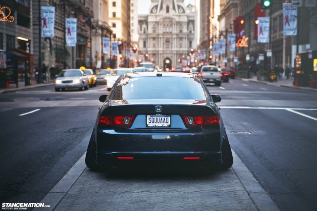Dumped & Cambered // Matthew's Acura TSX. | StanceNation ...