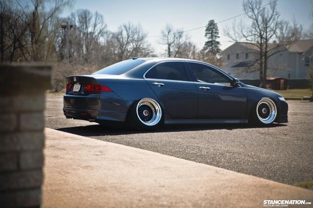 Slammed Static Acura TSX (15)