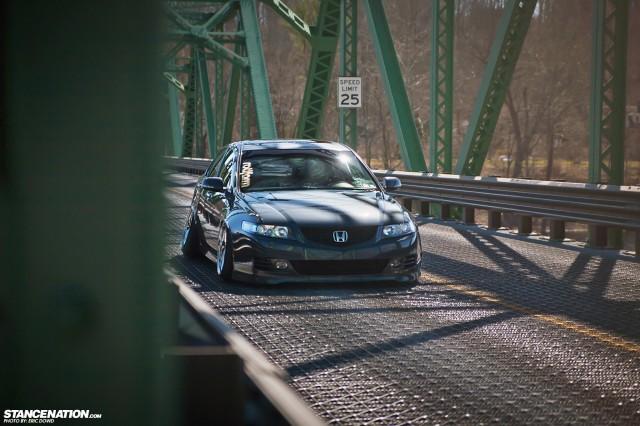 Slammed Static Acura TSX (14)