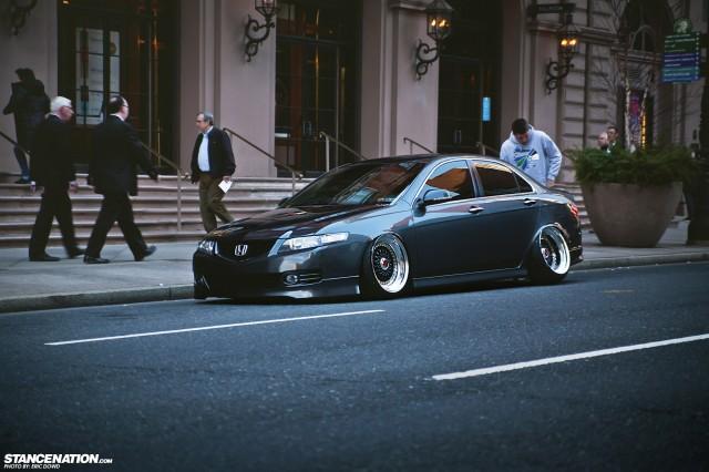 Slammed Static Acura TSX (11)