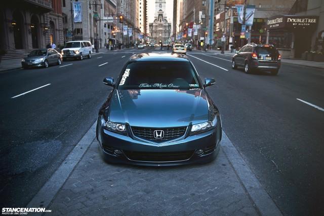 Slammed Static Acura TSX (10)