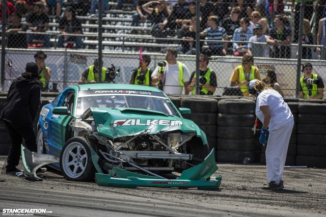 Formula Drift Round 1 Streets of Long Beach Photo Coverage (79)