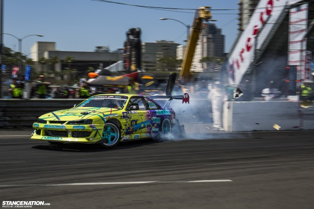 Formula Drift Round 1 Streets of Long Beach Photo Coverage (74)