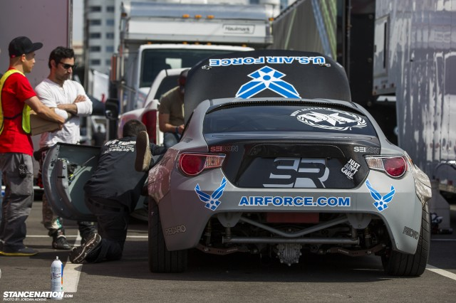Formula Drift Round 1 Streets of Long Beach Photo Coverage (70)