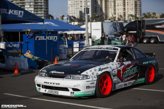 Formula Drift Round 1 Streets of Long Beach Photo Coverage (60)