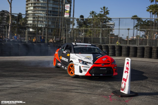 Formula Drift Round 1 Streets of Long Beach Photo Coverage (57)