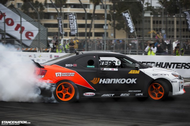 Formula Drift Round 1 Streets of Long Beach Photo Coverage (23)