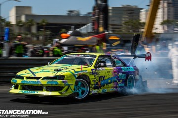 Formula Drift Round 1 Streets of Long Beach Photo Coverage (1)