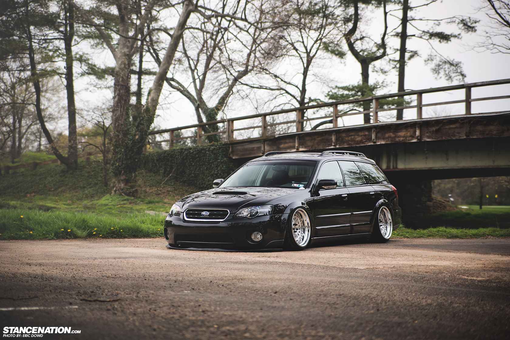 Getting It Jay S Bagged Subaru Legacy Outback Stancenation Form Gt Function