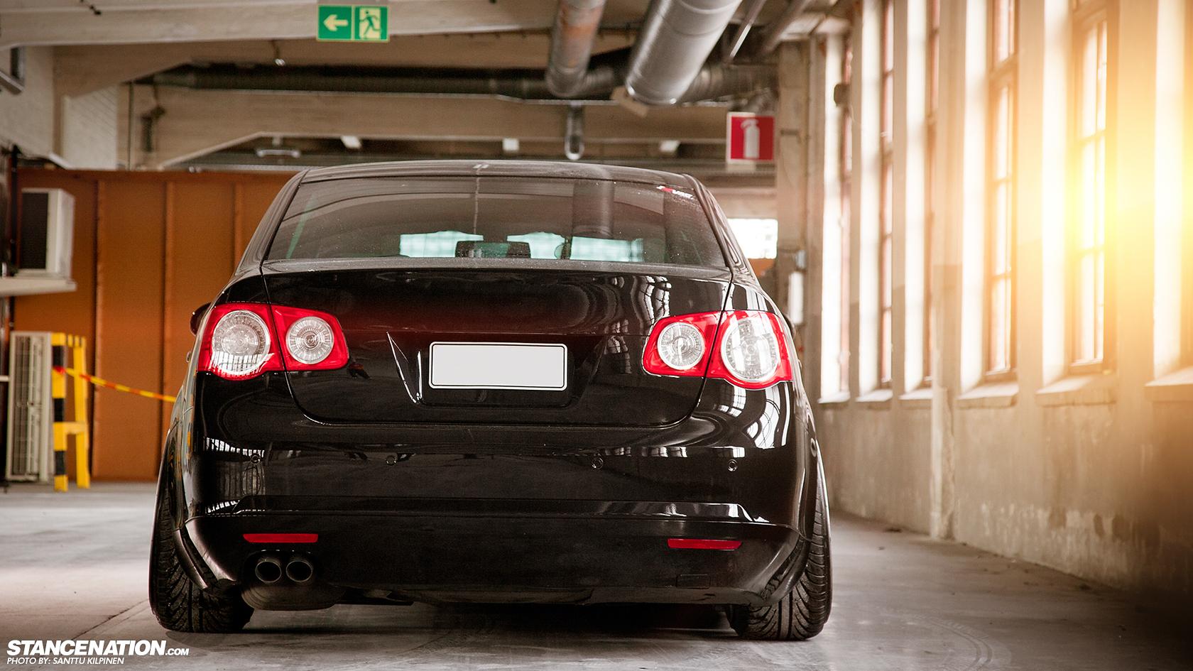 Less Is More Lasse Oem Plus Volkswagen Jetta Stancenation Form