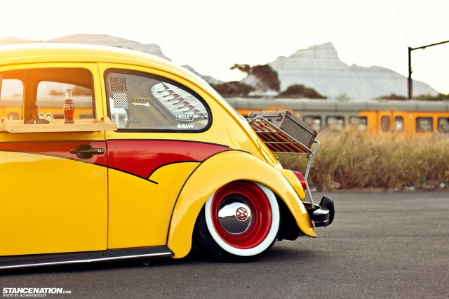 Slammed & Stanced VW Beetle Bug (16)