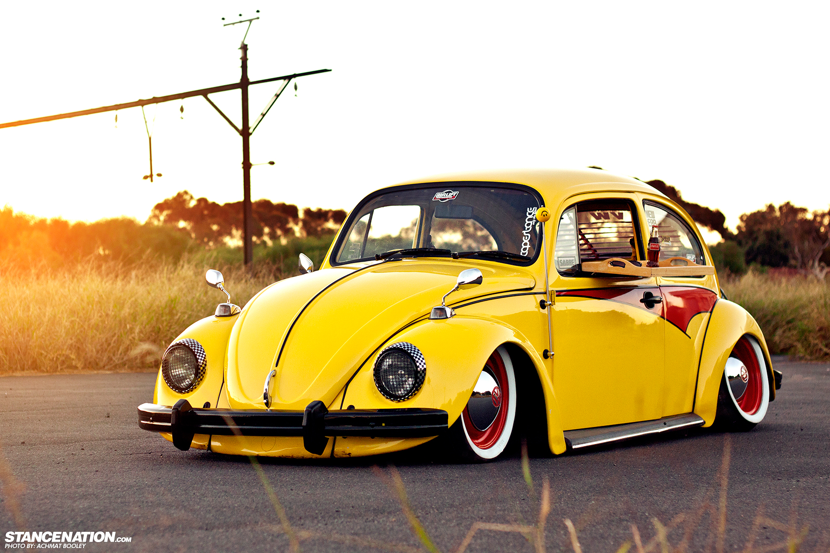 Bug Named Flip // Shaakir's Volkwagen Beetle. | StanceNation ...