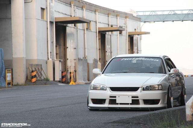 The Forgotten One // Kazuyuki's Nissan Skyline.