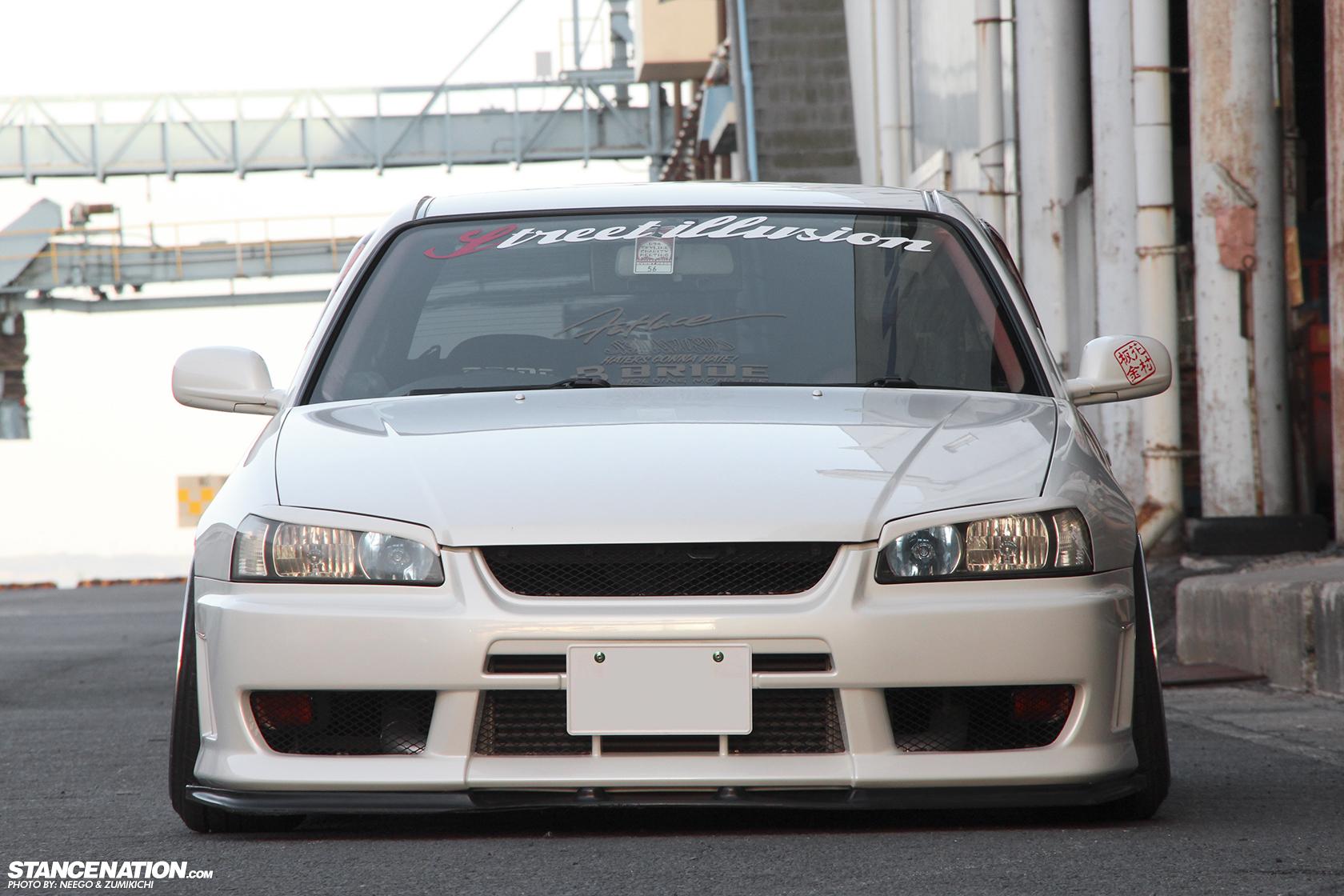 The Forgotten One Kazuyuki S Nissan Skyline Stancenation Form Function
