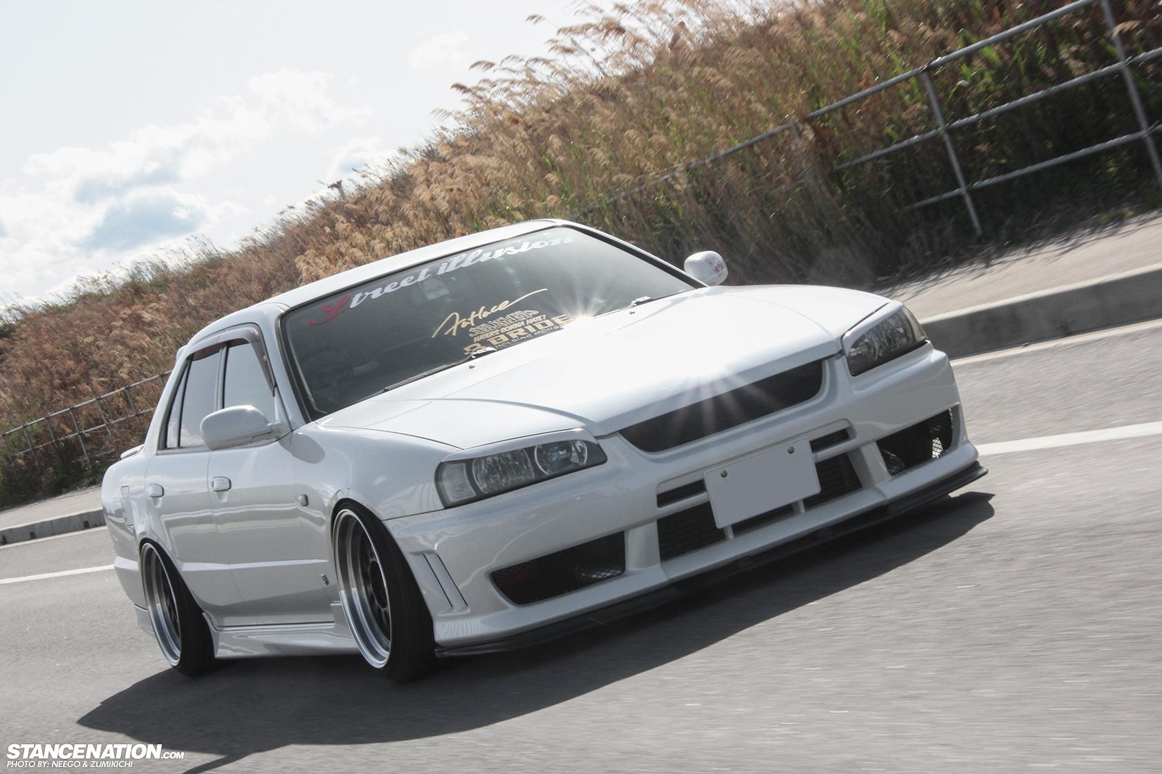 The Forgotten One Kazuyuki S Nissan Skyline